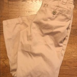 Boys Cotton Khakis
